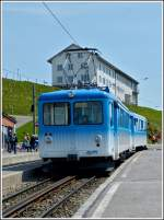 A RB train taken at Rigi Kulm on May 24th, 2012.