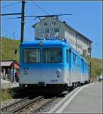 RB unit 14 pictured at Rigi Kulm on August 4th, 2007.