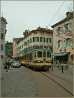 There is not a lot of places in the streets of Aigle. 