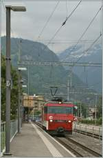 The  Zentralbahn  101 965-2 in Meiringen.