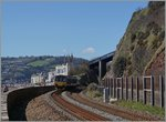 The Great Western Railway GWR 150 127 near Teignmouth. 
