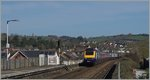 A Great Western Railway GWR HST to London Paddington near Exeter St Thomas.