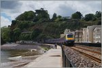 A Great Western Railway HST 125 Class 43 in Dawlish.