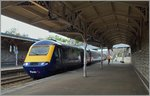 A Great Western Railway HST 125 Class 43 in Teignmounth.