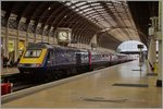 H Great Western Railway HST 125 Calss 43 in London Paddington.