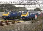 First Great Western HST 125 Class in Penzance.
