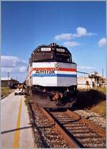 The Amtrak 390 in Winterhaven (Fl). 